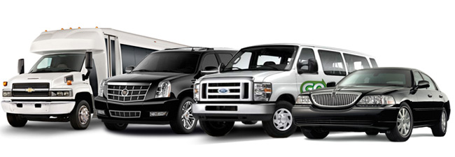 GO Airport Shuttle Connecticut SUV Sedan Private Van Airport Shuttle Charter Bus